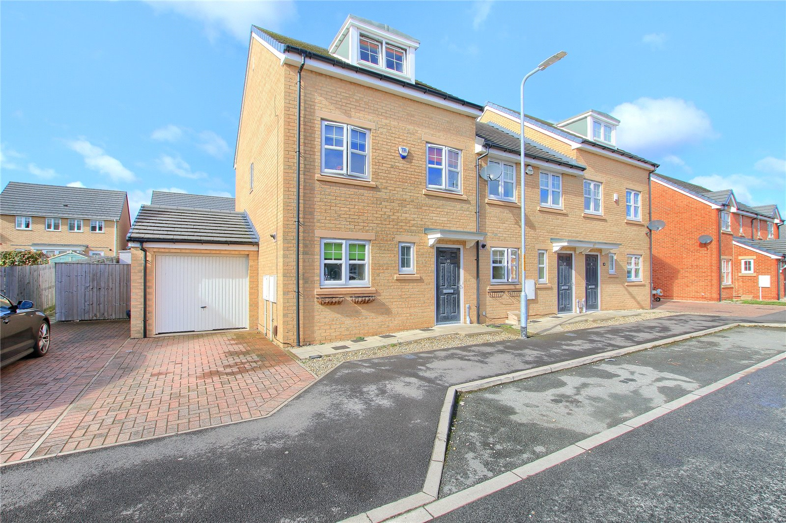 3 bed house for sale in Gable Court, Thornaby  - Property Image 1