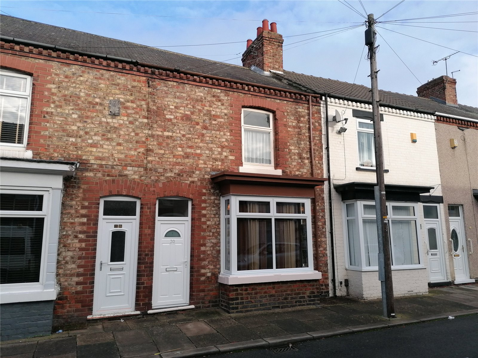 2 bed house to rent in Falkirk Street, Thornaby 1