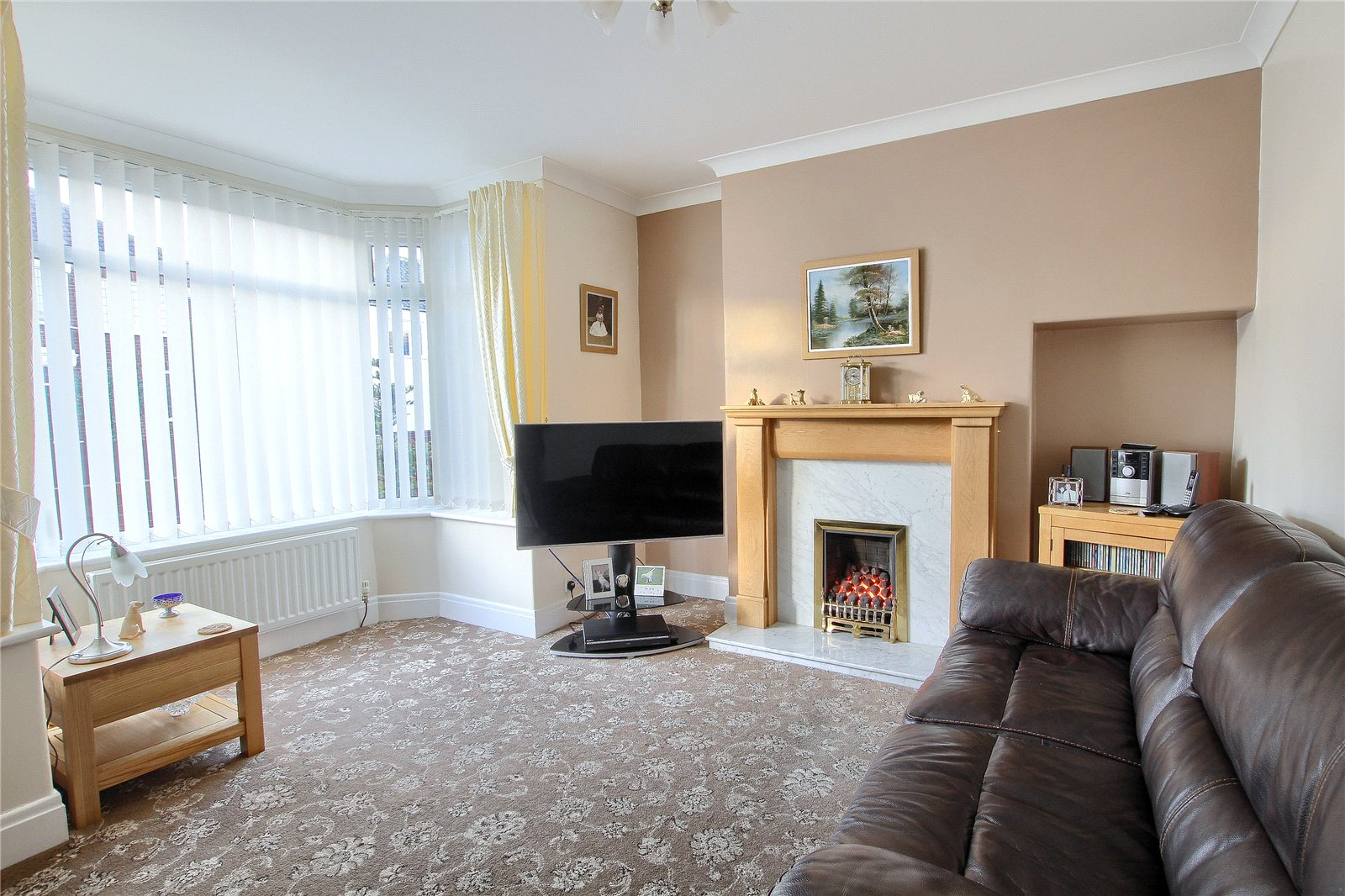 3 bed house for sale in Benton Road, Tollesby  - Property Image 2