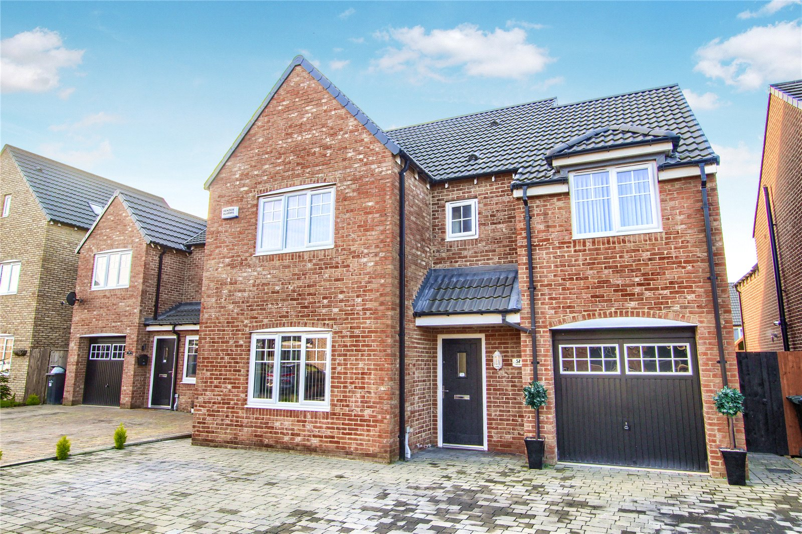 4 bed house for sale in Holt Close, Stainsby Hall Farm 1