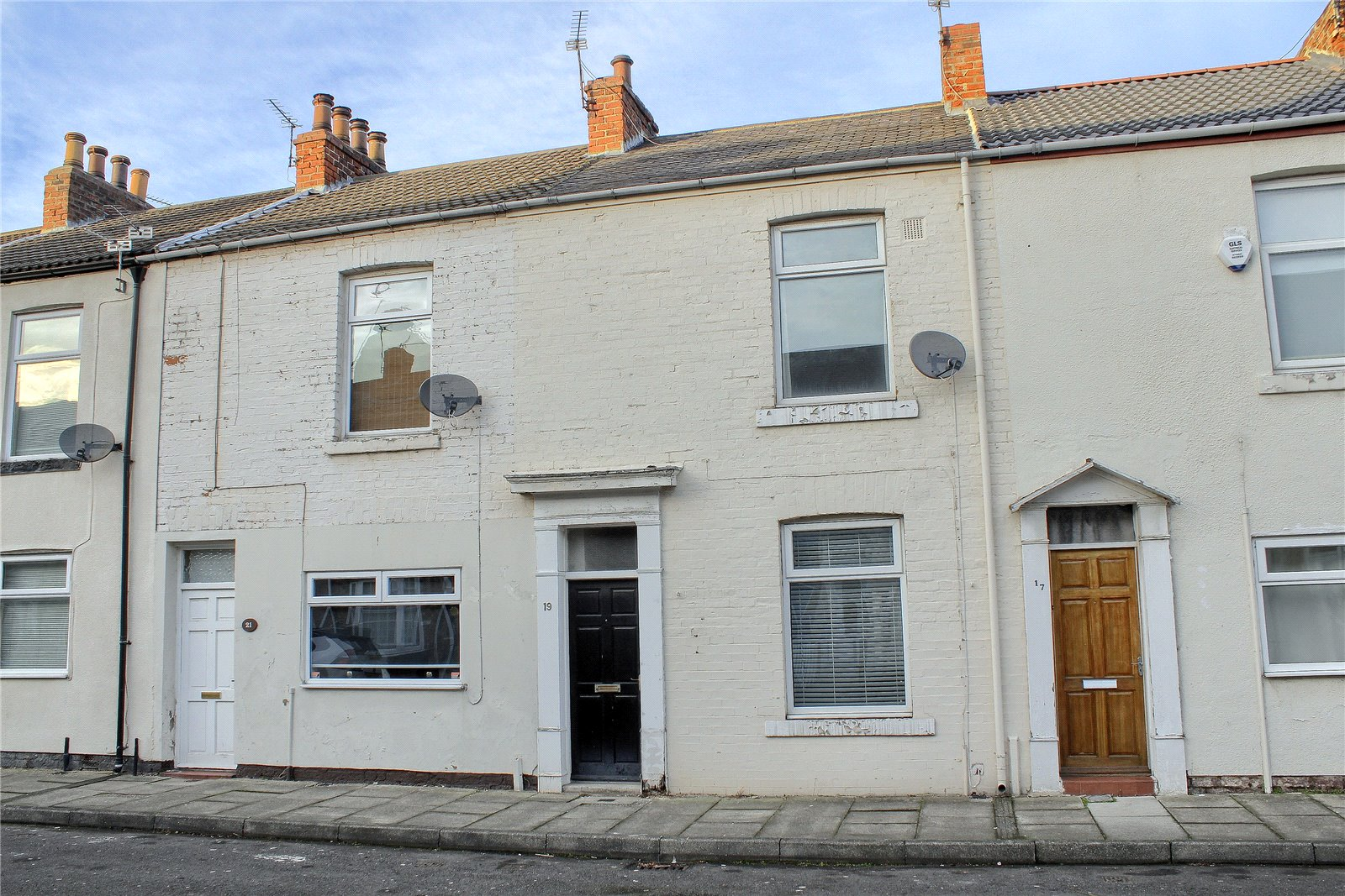 2 bed house for sale in Benson Street, Linthorpe - Property Image 1