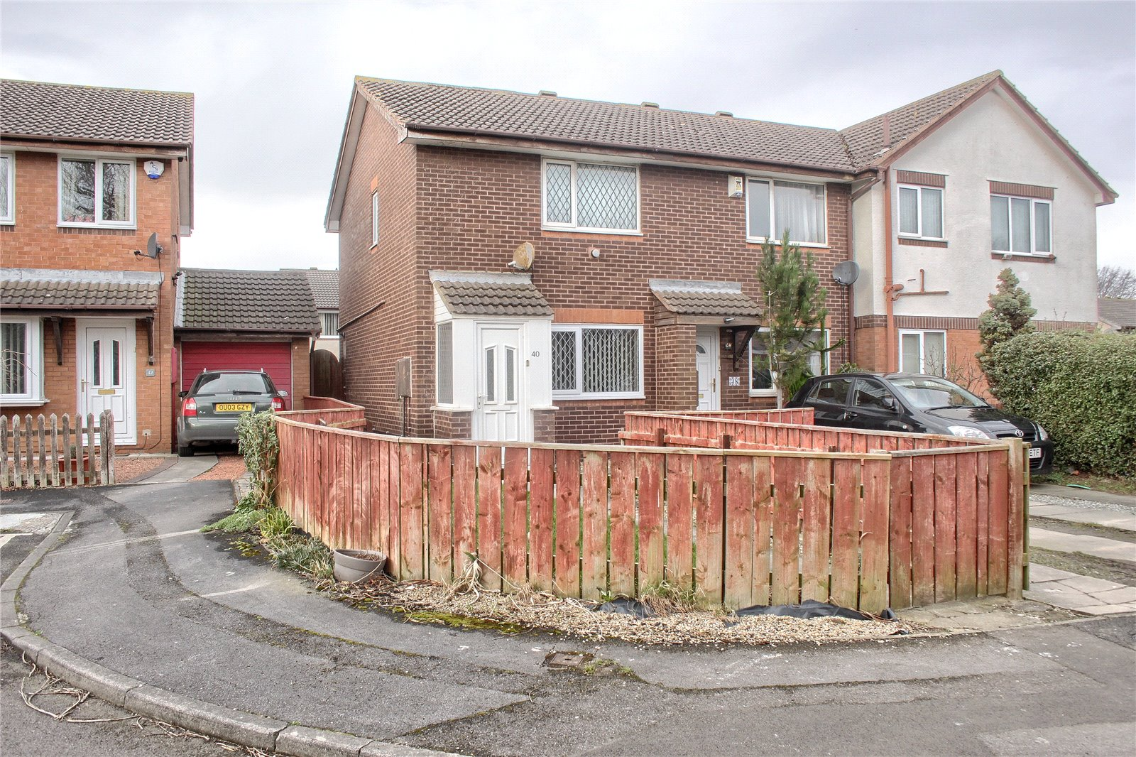 2 bed house for sale in Coppice Road, Middlesbrough 1