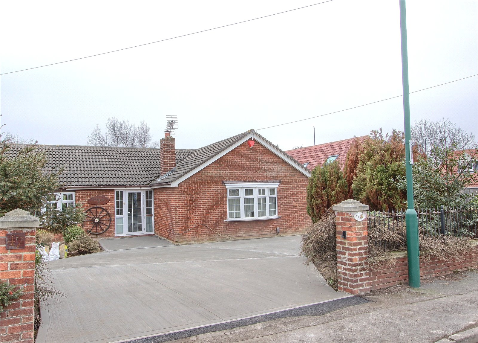 3 bed bungalow for sale in Kirkleatham Street, Redcar  - Property Image 1