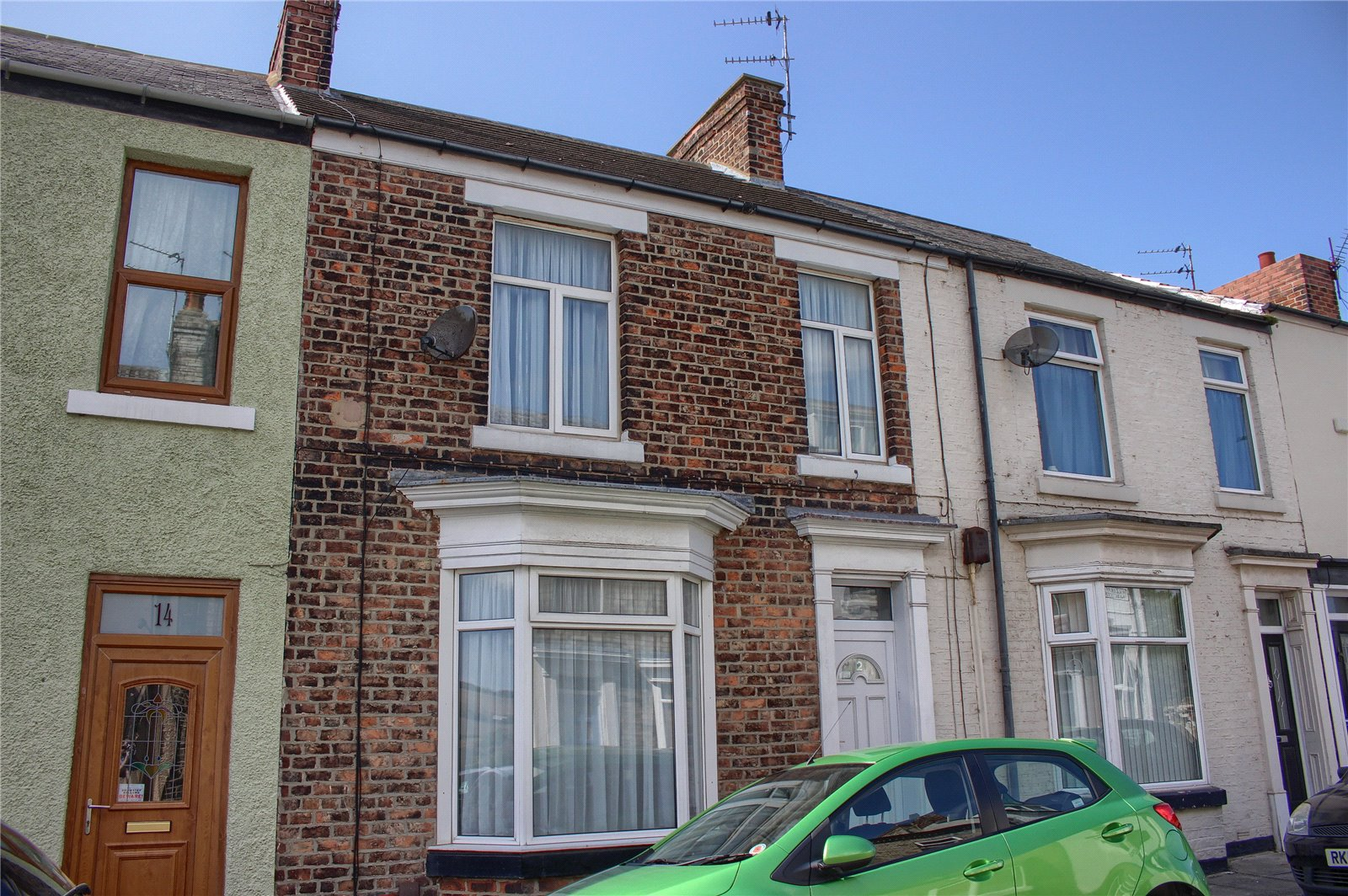 3 bed house for sale in William Street, New Skelton 1