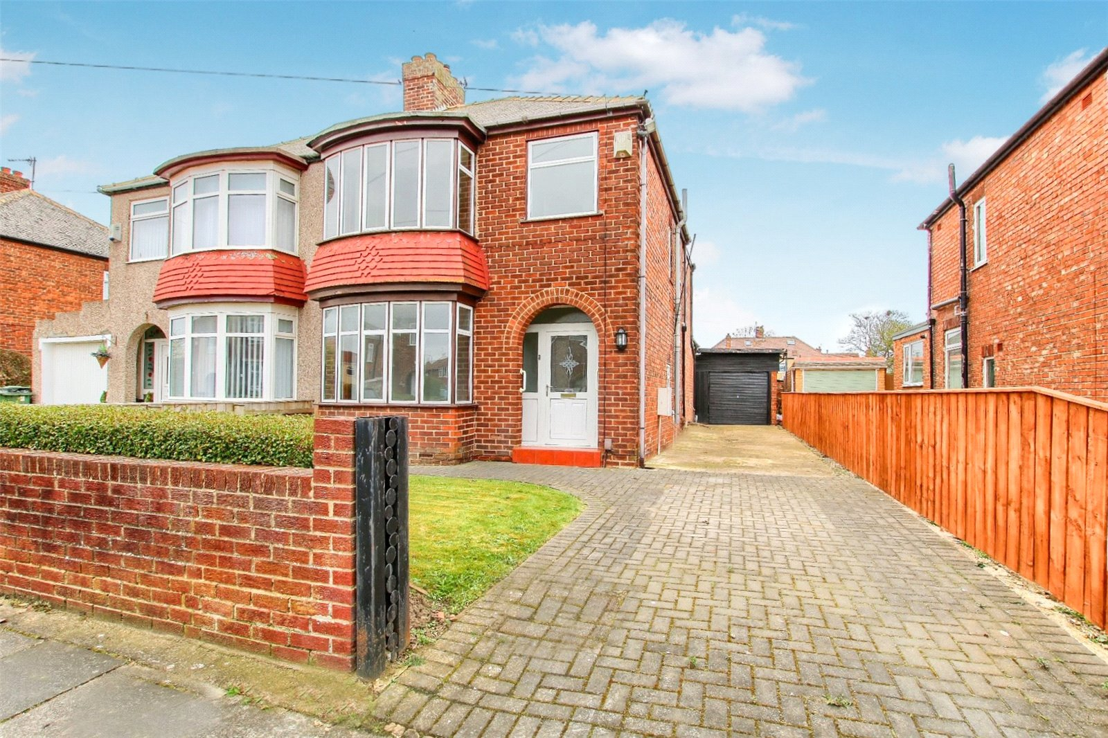 3 bed house for sale in Thames Avenue, Thornaby  - Property Image 1