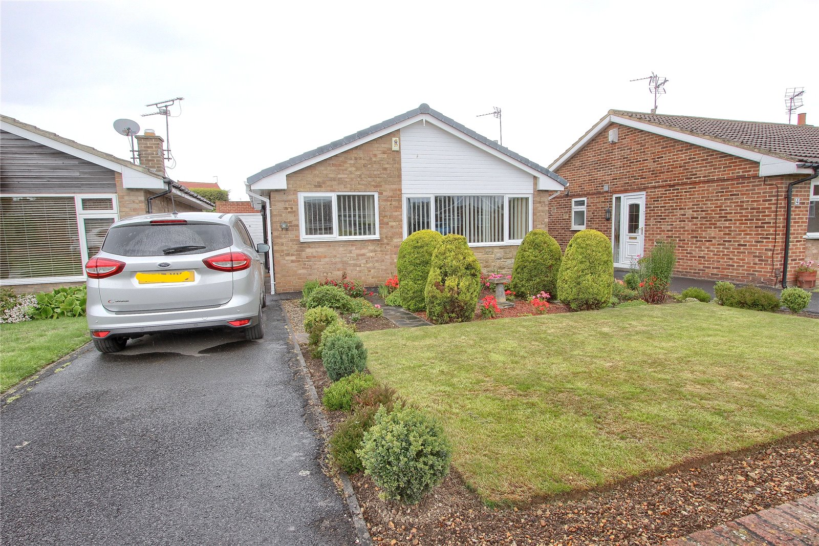 2 bed bungalow for sale in Fir Grove, Redcar  - Property Image 1