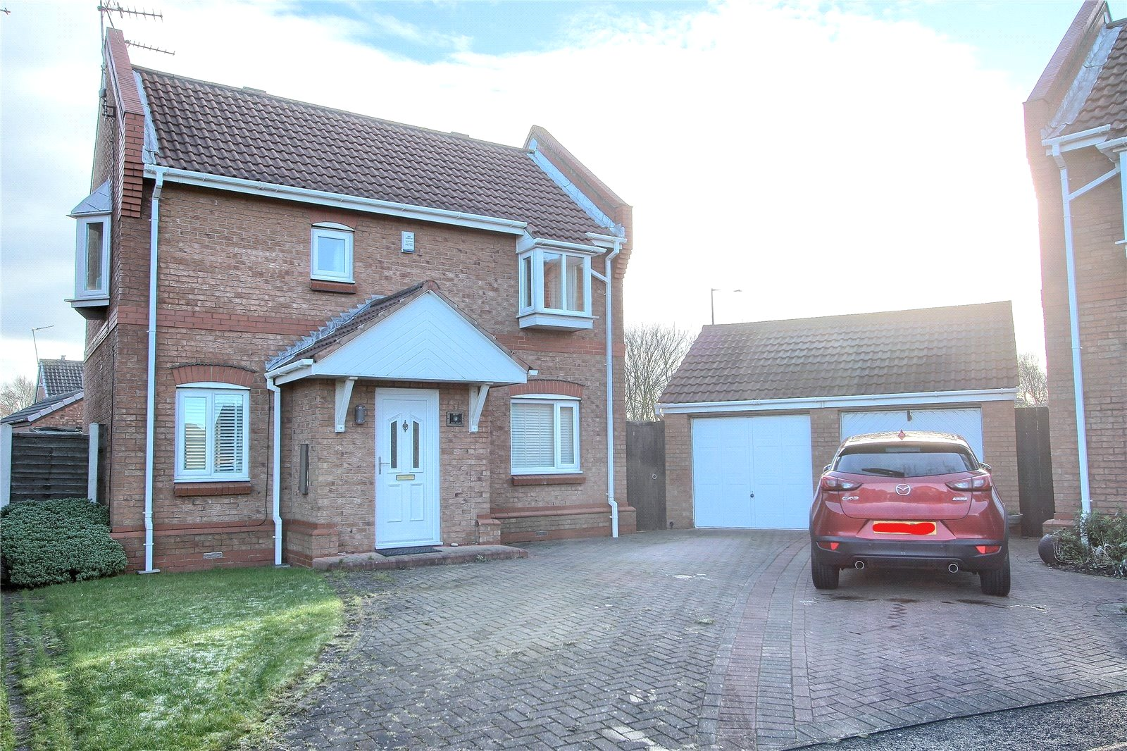 3 bed house for sale in East Scar, Redcar  - Property Image 1