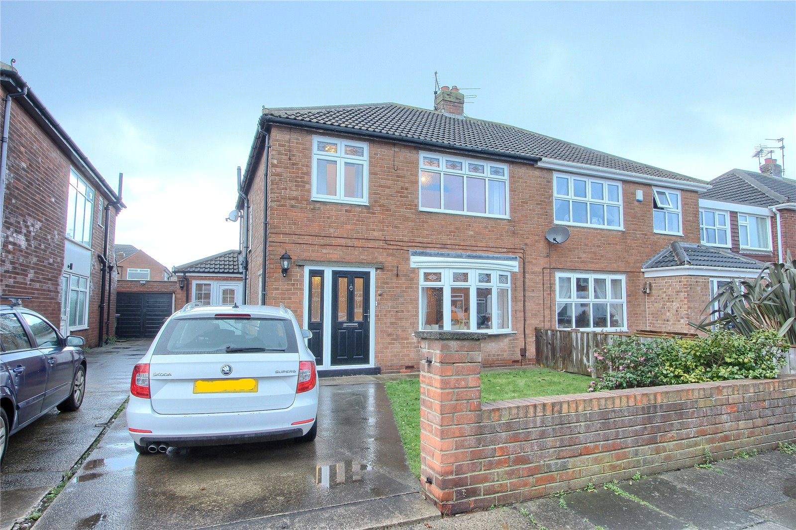 3 bed house for sale in Ascot Road, Redcar  - Property Image 1