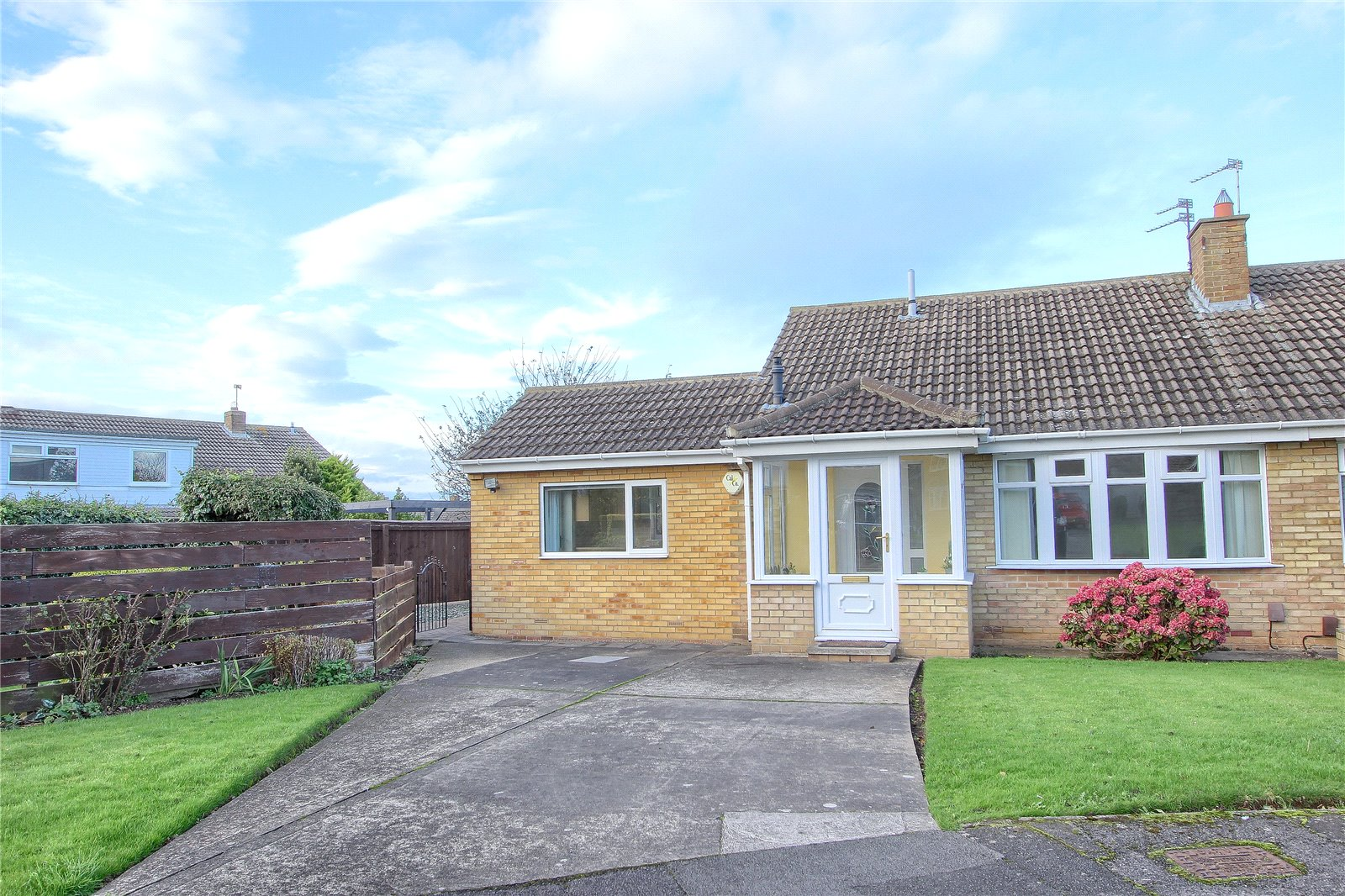2 bed bungalow for sale in Rossendale Close, Marske-by-the-Sea  - Property Image 1