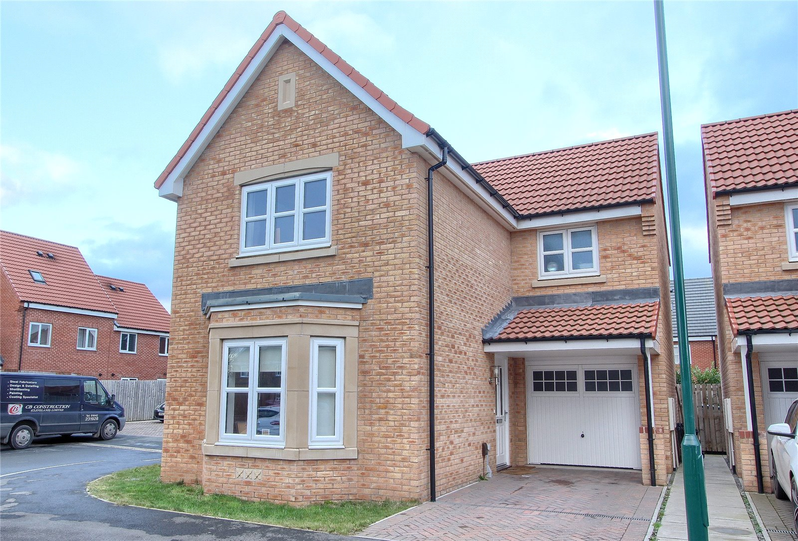 3 bed house for sale in College Gardens, Redcar  - Property Image 1