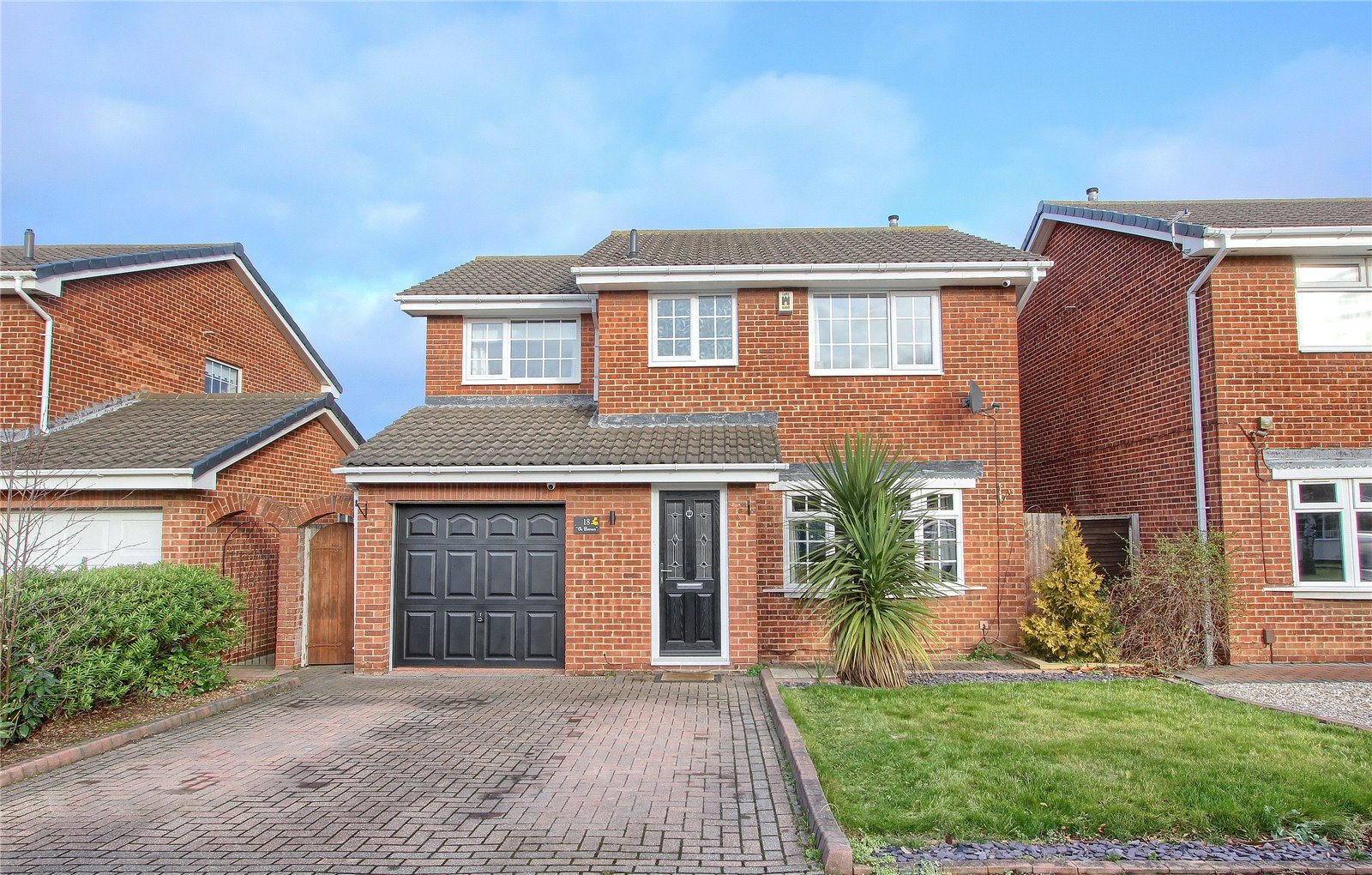 4 bed for sale in High Stone Close, Redcar  - Property Image 1