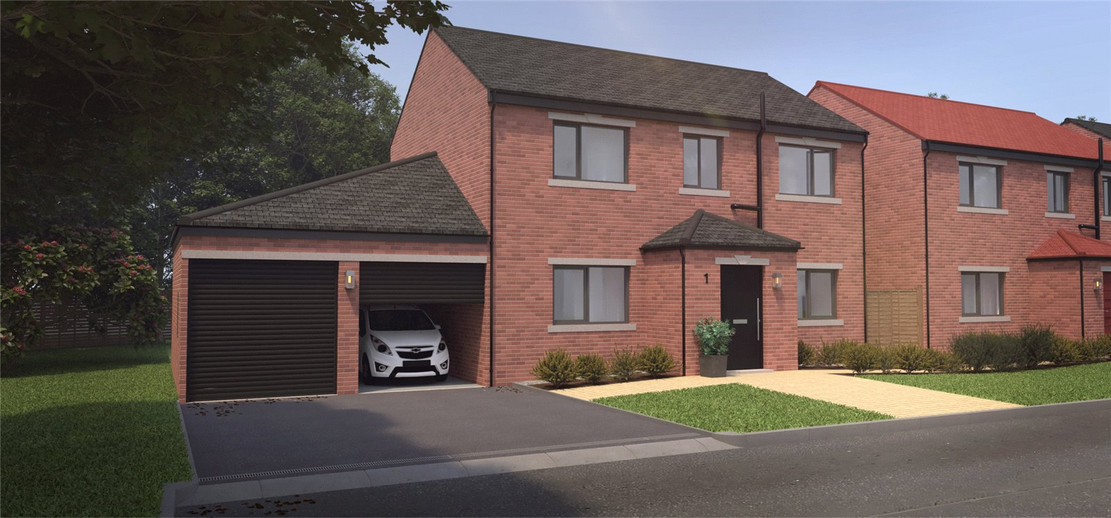 4 bed house for sale in Coach Road, Brotton - Property Image 1