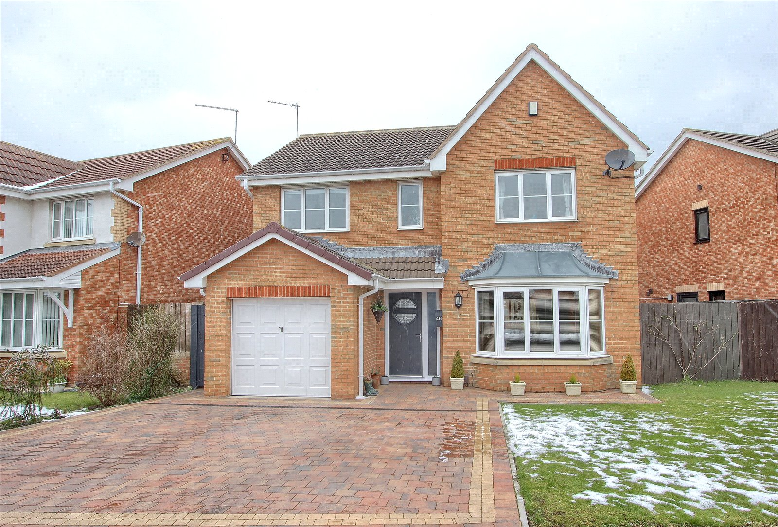 4 bed house for sale in Torcross Way, Redcar  - Property Image 1