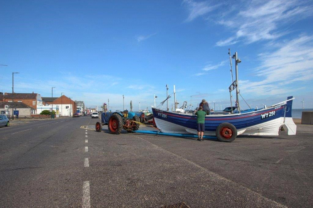 For sale in The Esplanade, Redcar Sea Front 2