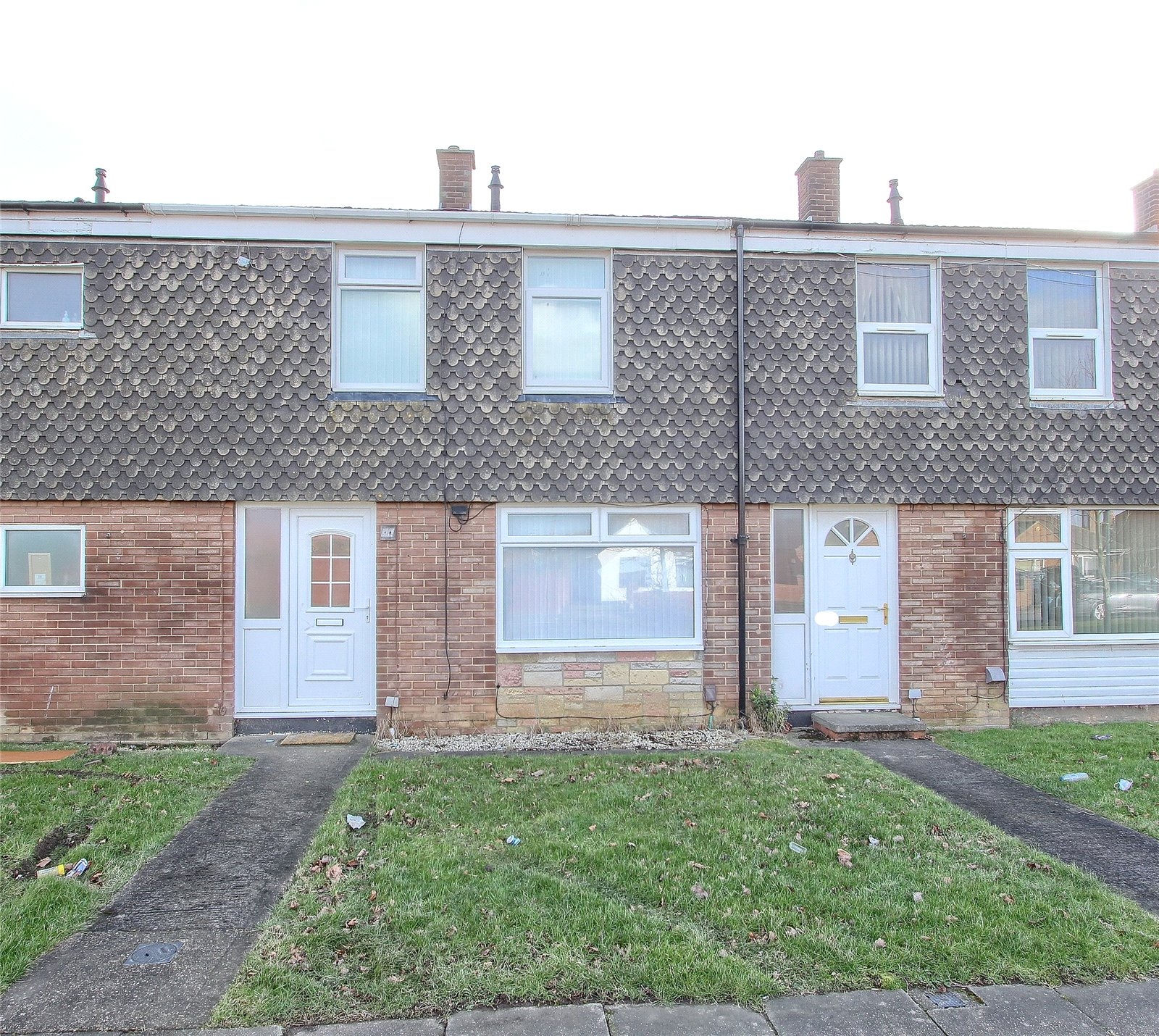 2 bed house for sale in Roseberry Road, Redcar 1