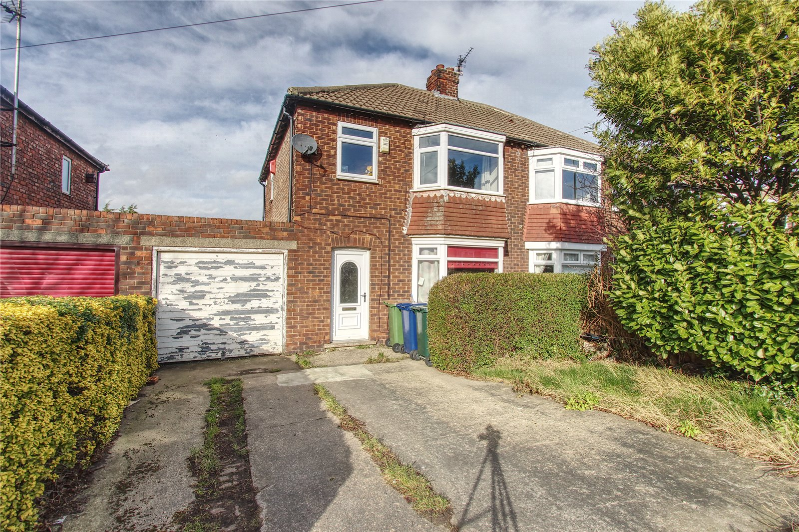 3 bed house for sale in Broadway East, Redcar  - Property Image 1