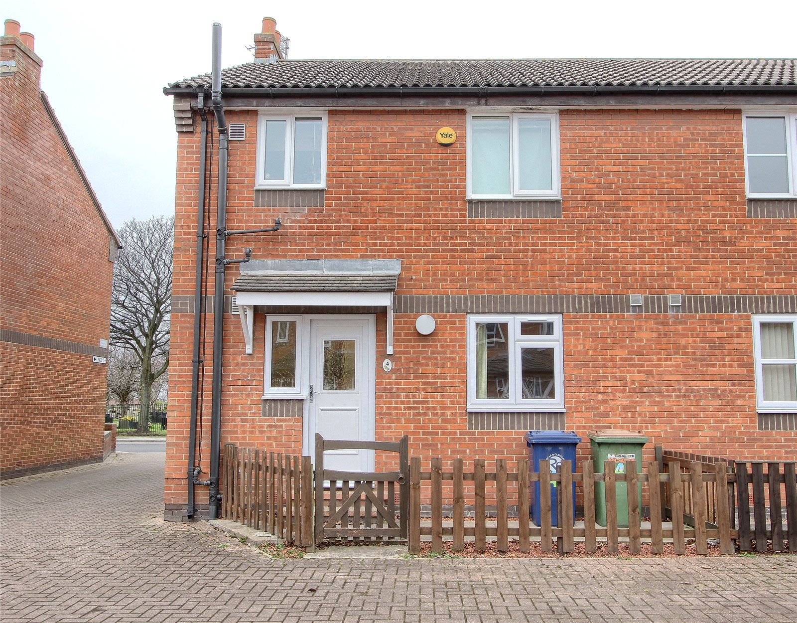 1 bed for sale in The Chase, Redcar Lane 1