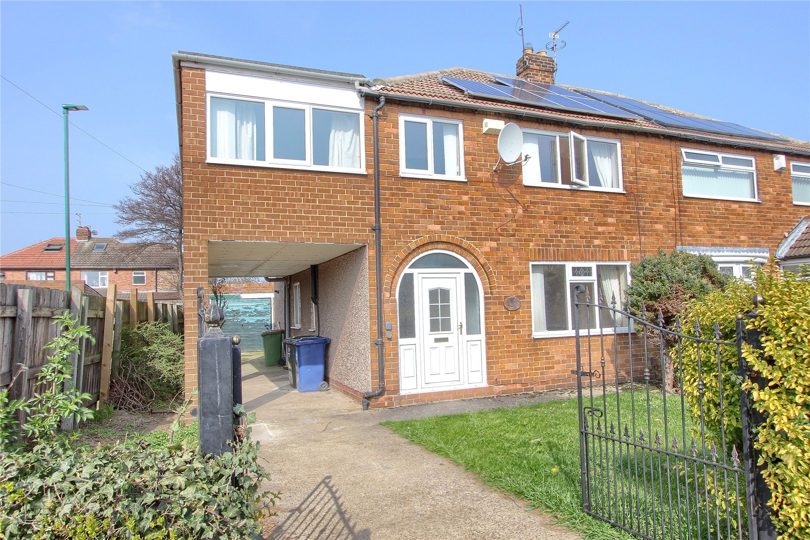 4 bed house for sale in Trent Road, Redcar  - Property Image 1