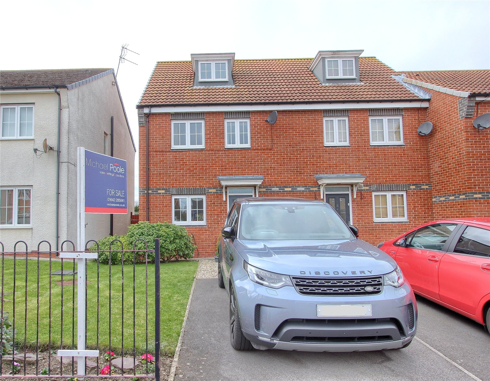 3 bed house for sale in Greenfield Mews, Marske-by-the-Sea  - Property Image 1
