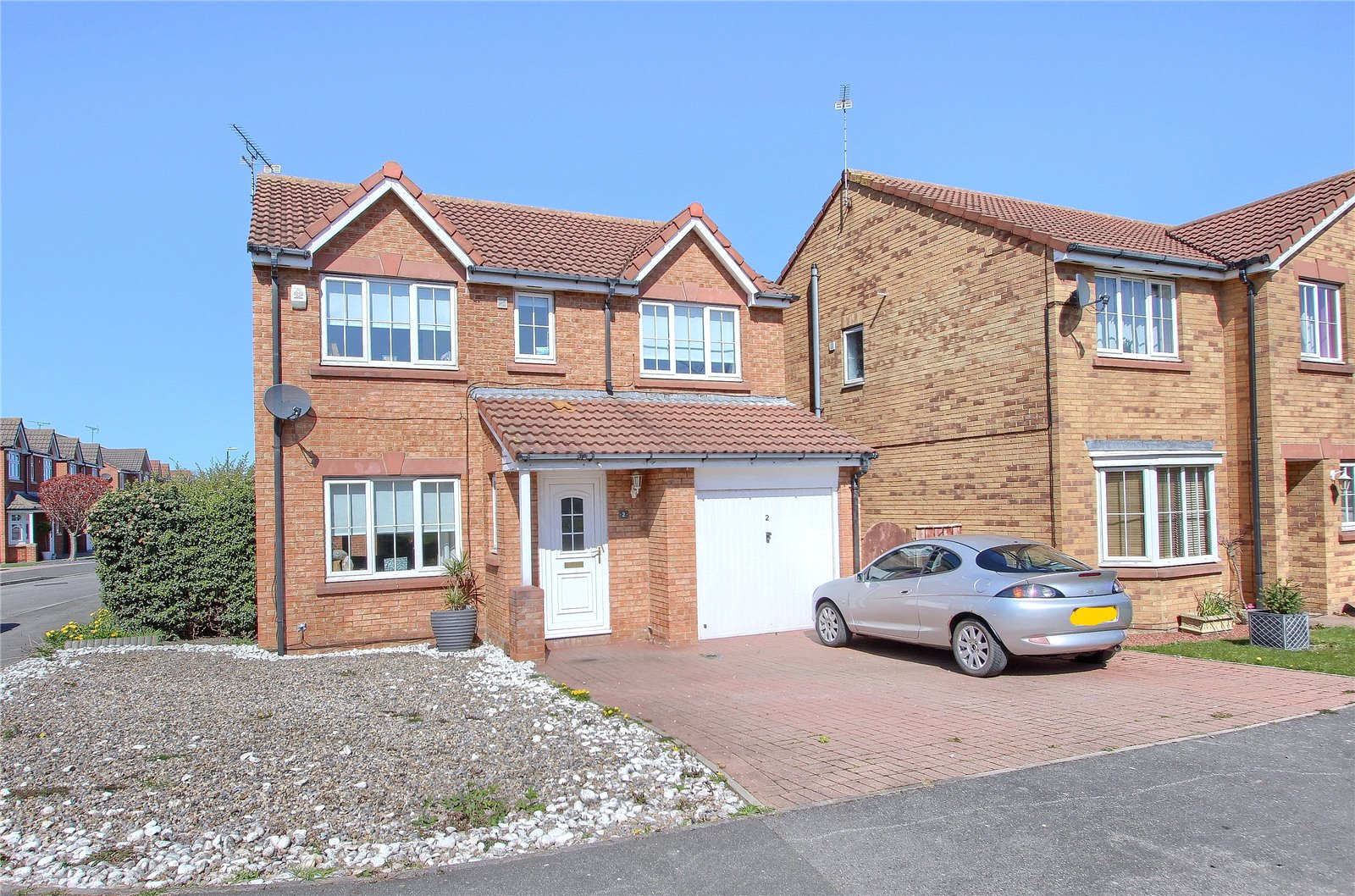 4 bed house for sale in Dulas Close, Redcar - Property Image 1
