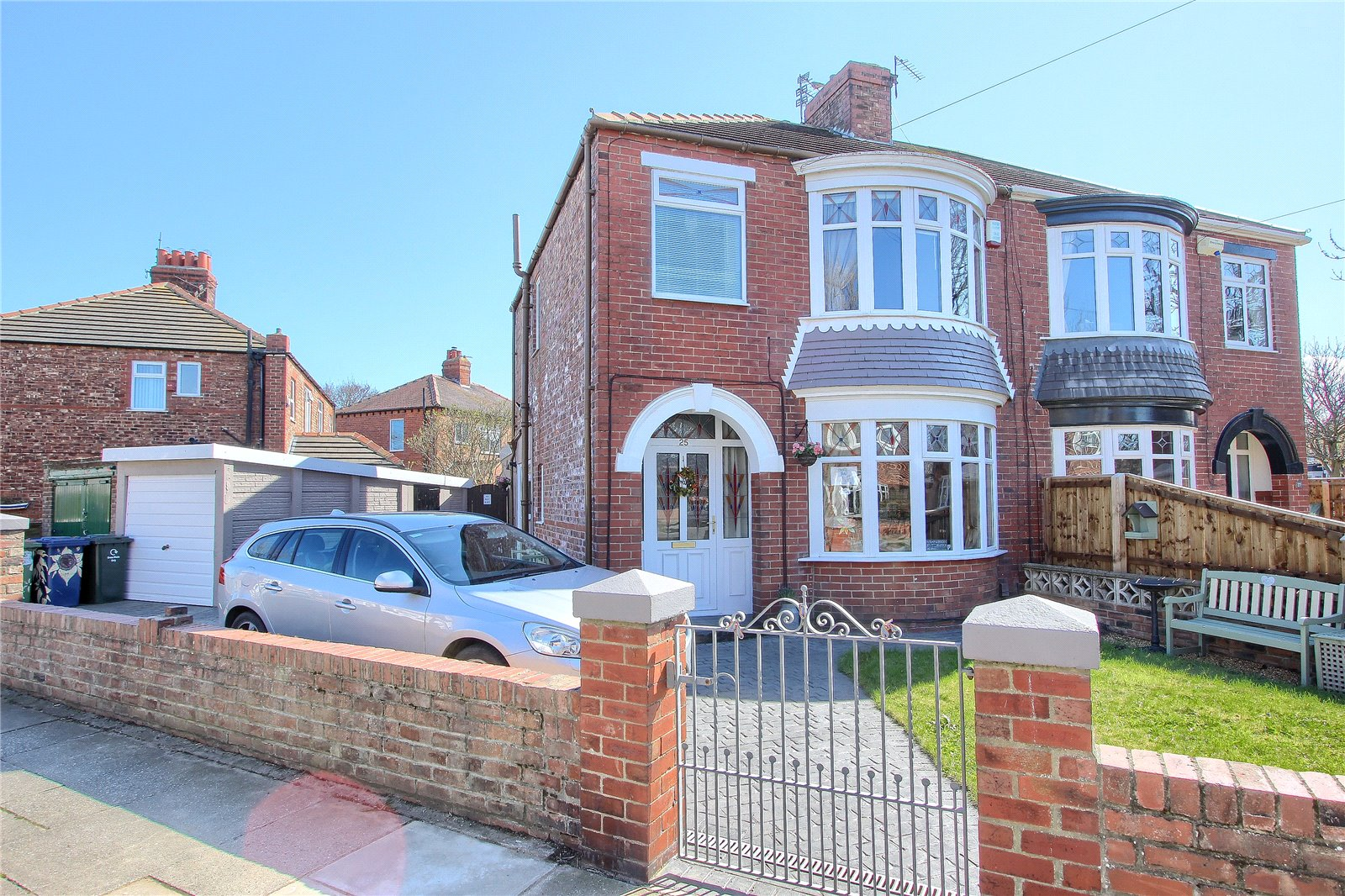 3 bed house for sale in Chester Road, Redcar - Property Image 1