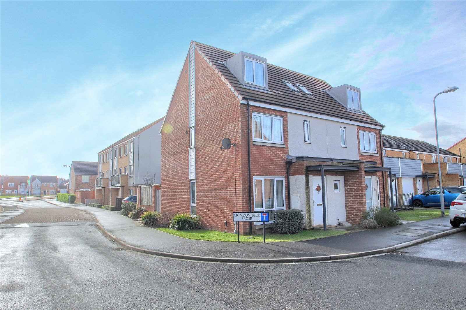 4 bed house for sale in Crimdon Beck Close, Whitewater Glade  - Property Image 1