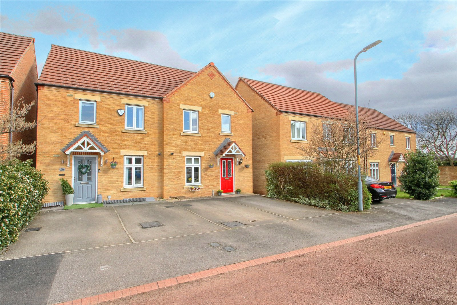 3 bed house for sale in Red Admiral Close, Stockton-on-Tees - Property Image 1
