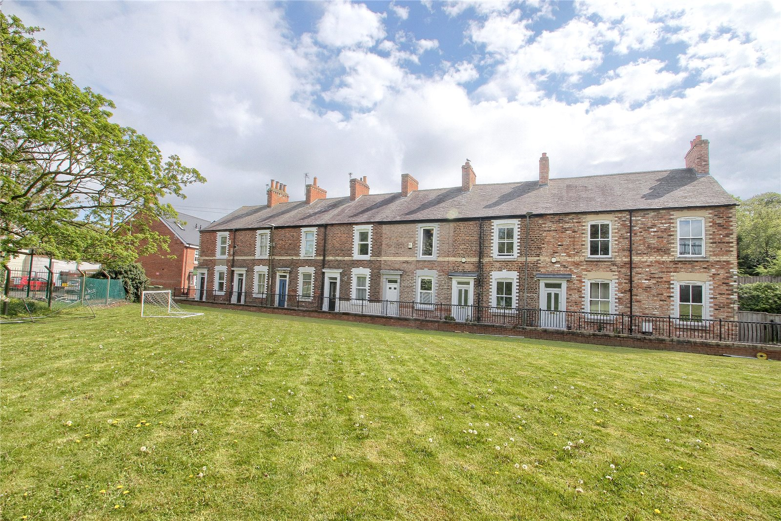 2 bed house for sale in Hermitage Place, Norton  - Property Image 1