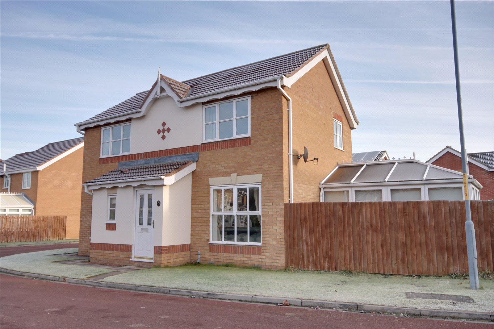 3 bed house to rent in Chaldron Way, Eaglescliffe  - Property Image 1