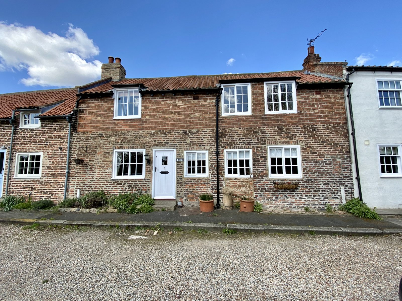 3 bed house for sale in Wells Cottages, Egglescliffe - Property Image 1