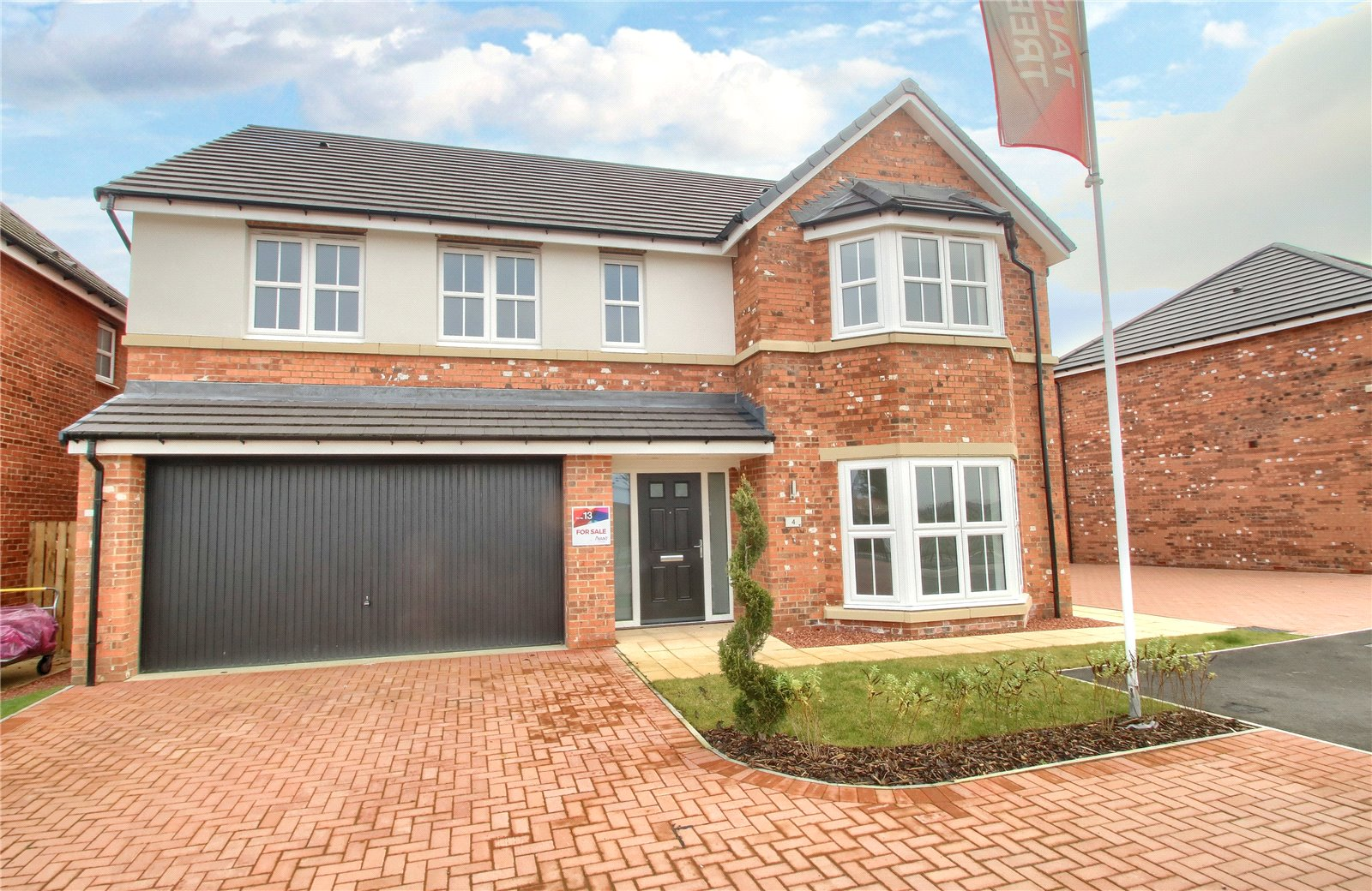 5 bed house for sale in Yew Close, Yarm 1