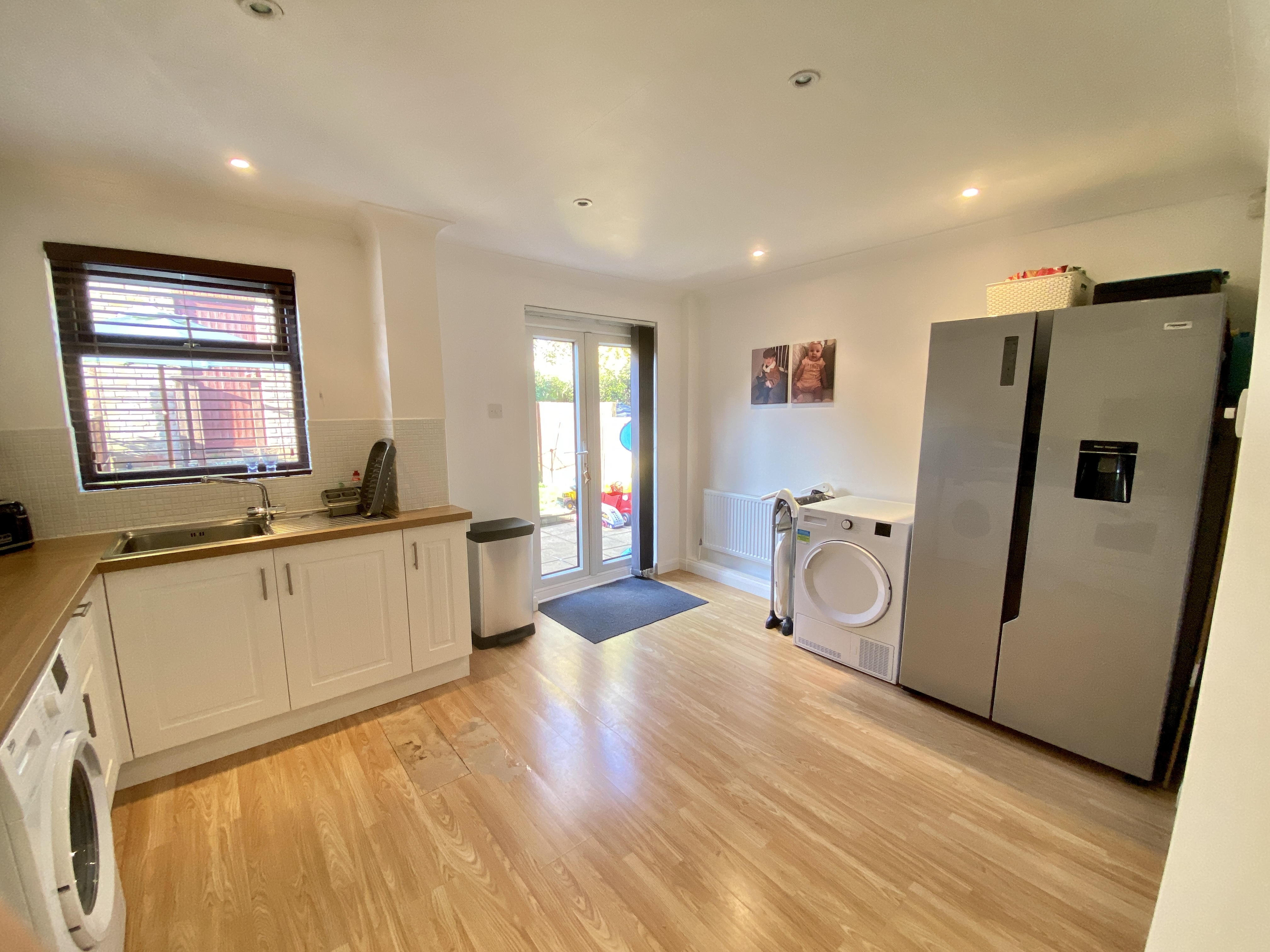 2 bed semi-detached house to rent in 130 High Street Halling, Rochester, ME2