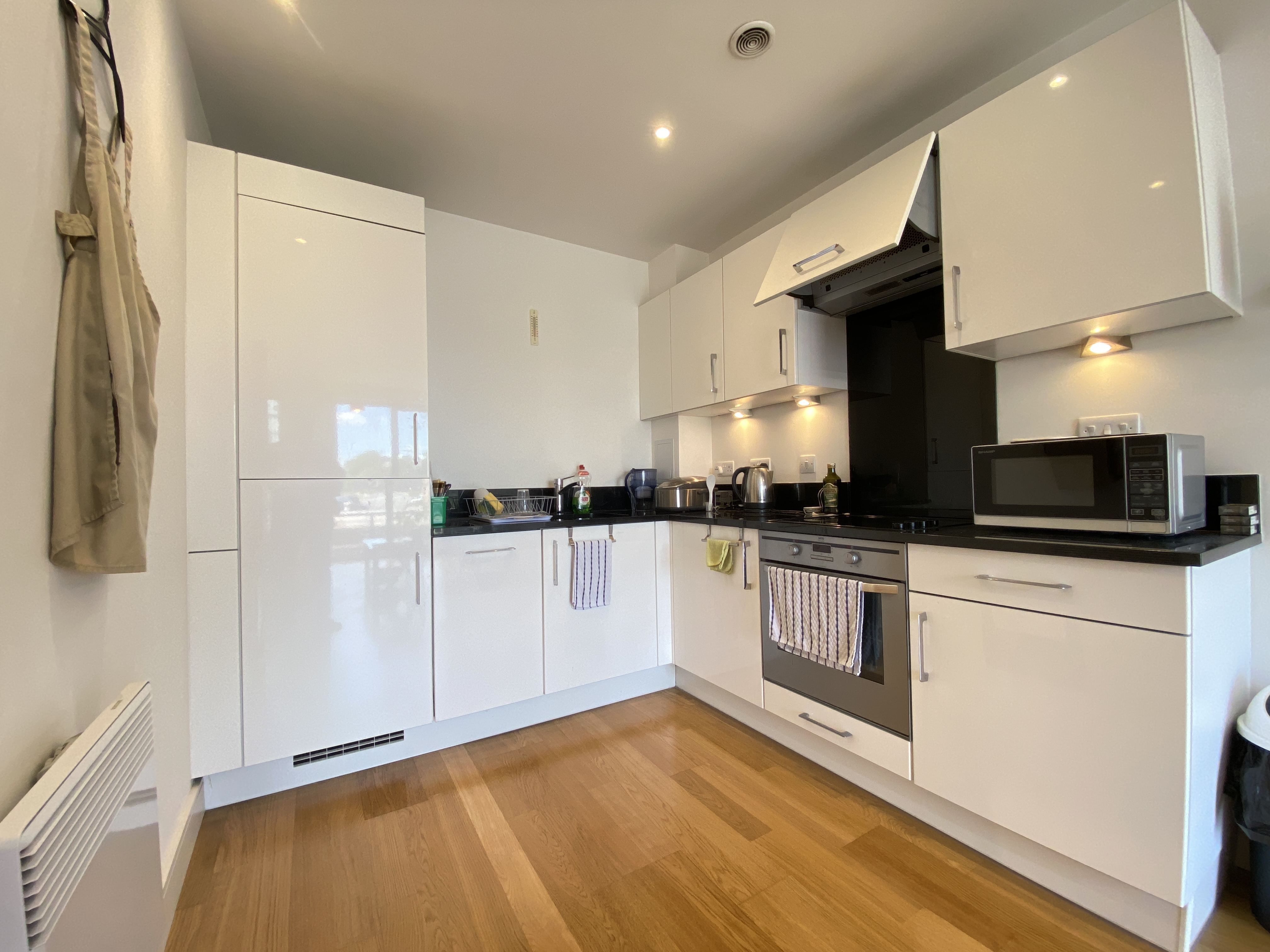 1 bed flat to rent in The Wharf Dock Head Road, Chatham, ME4
