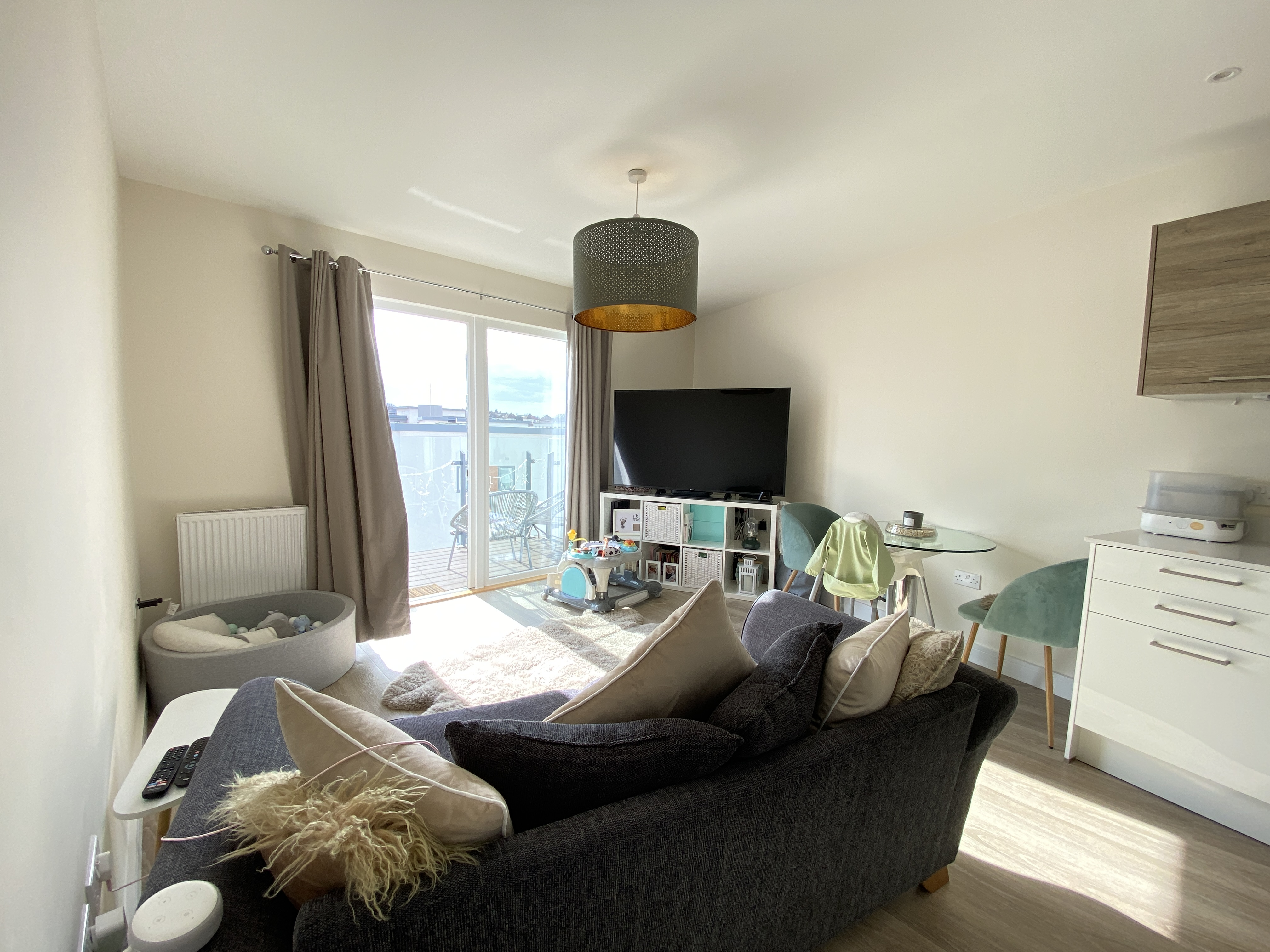 1 bed flat for sale in Admiralty Court Ocean Drive, Gillingham, ME7