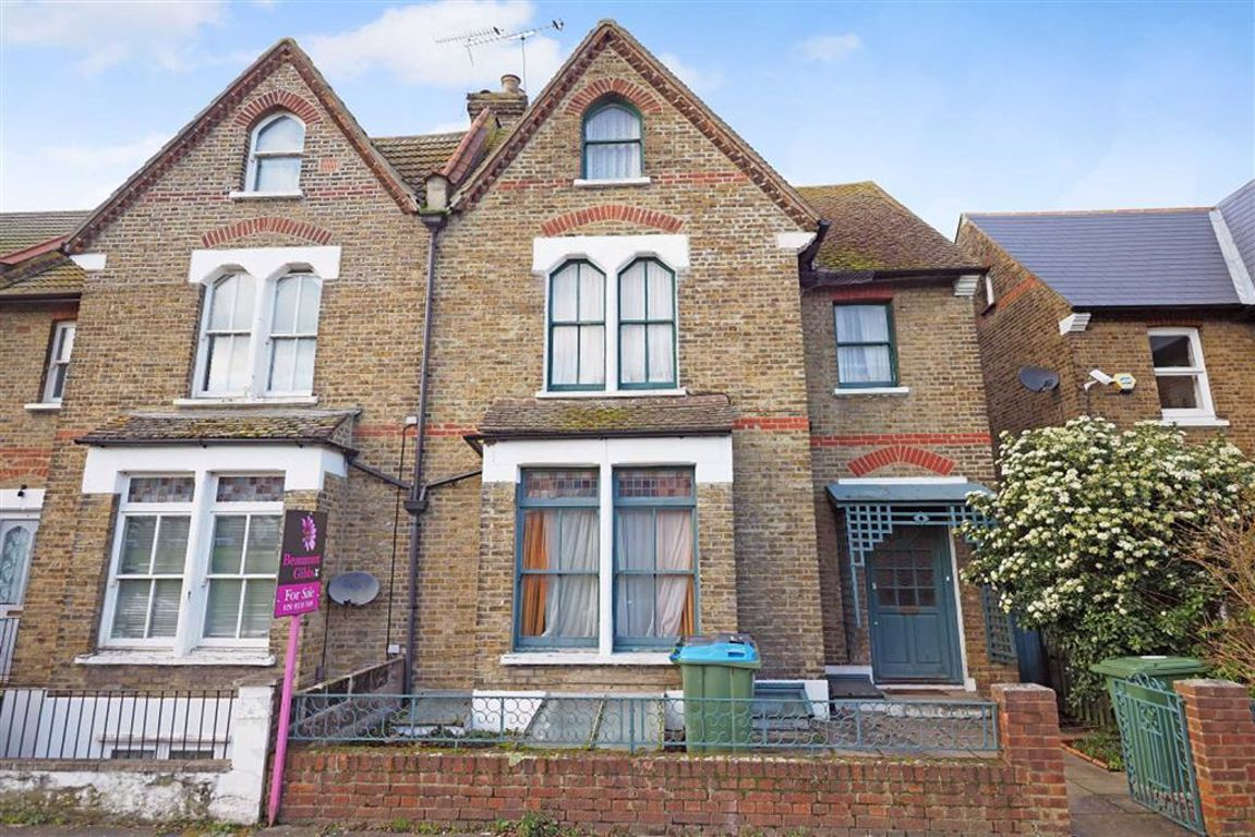 5 bed end of terrace house for sale in St Margarets Grove, Plumstead, SE18