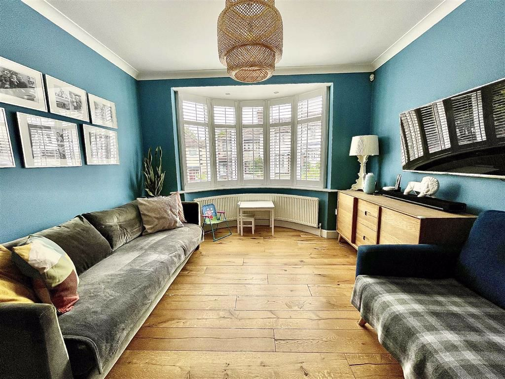 3 bed end of terrace house for sale in Donaldson Road, Shooters Hill, SE18