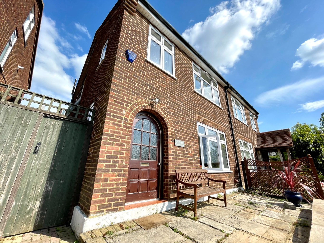 3 bed semi-detached house for sale in Occupation Lane, Shooters Hill - Property Image 1
