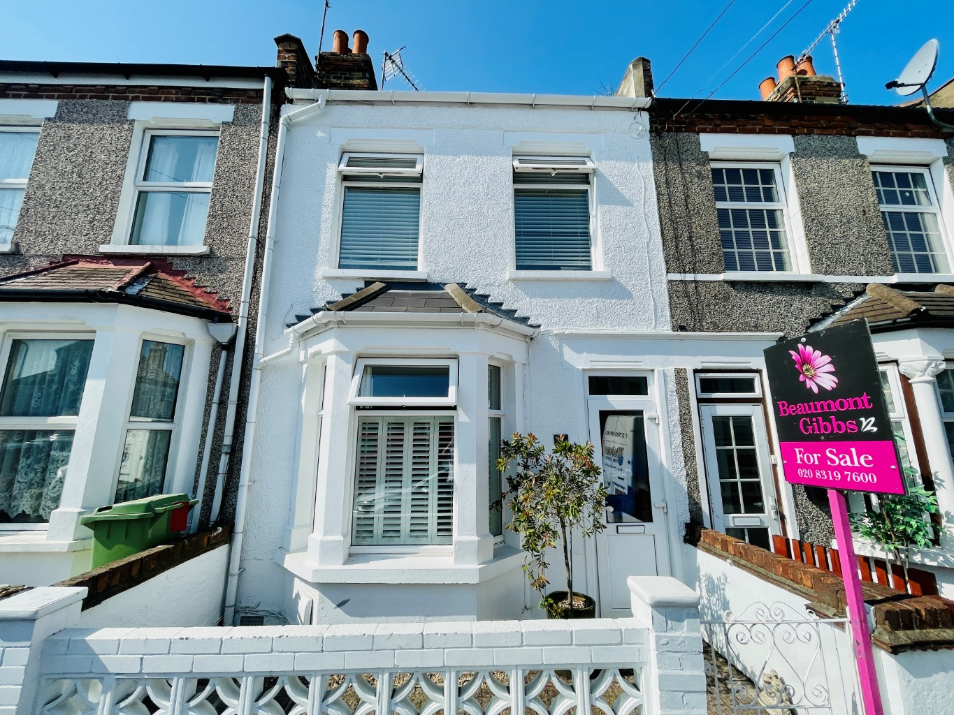 2 bed semi-detached house for sale in Alabama Street, London  - Property Image 1
