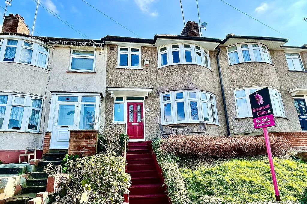 3 bed semi-detached house for sale in Donaldson Road, London, SE18