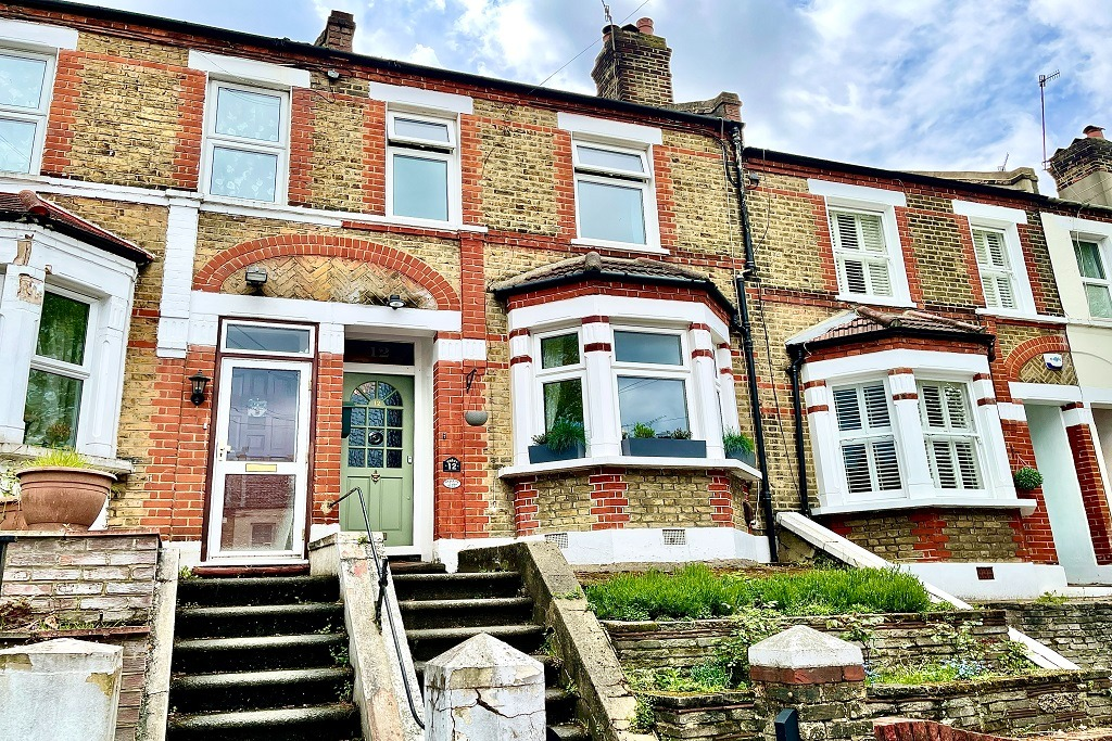 2 bed semi-detached house for sale in Congo Road, London - Property Image 1