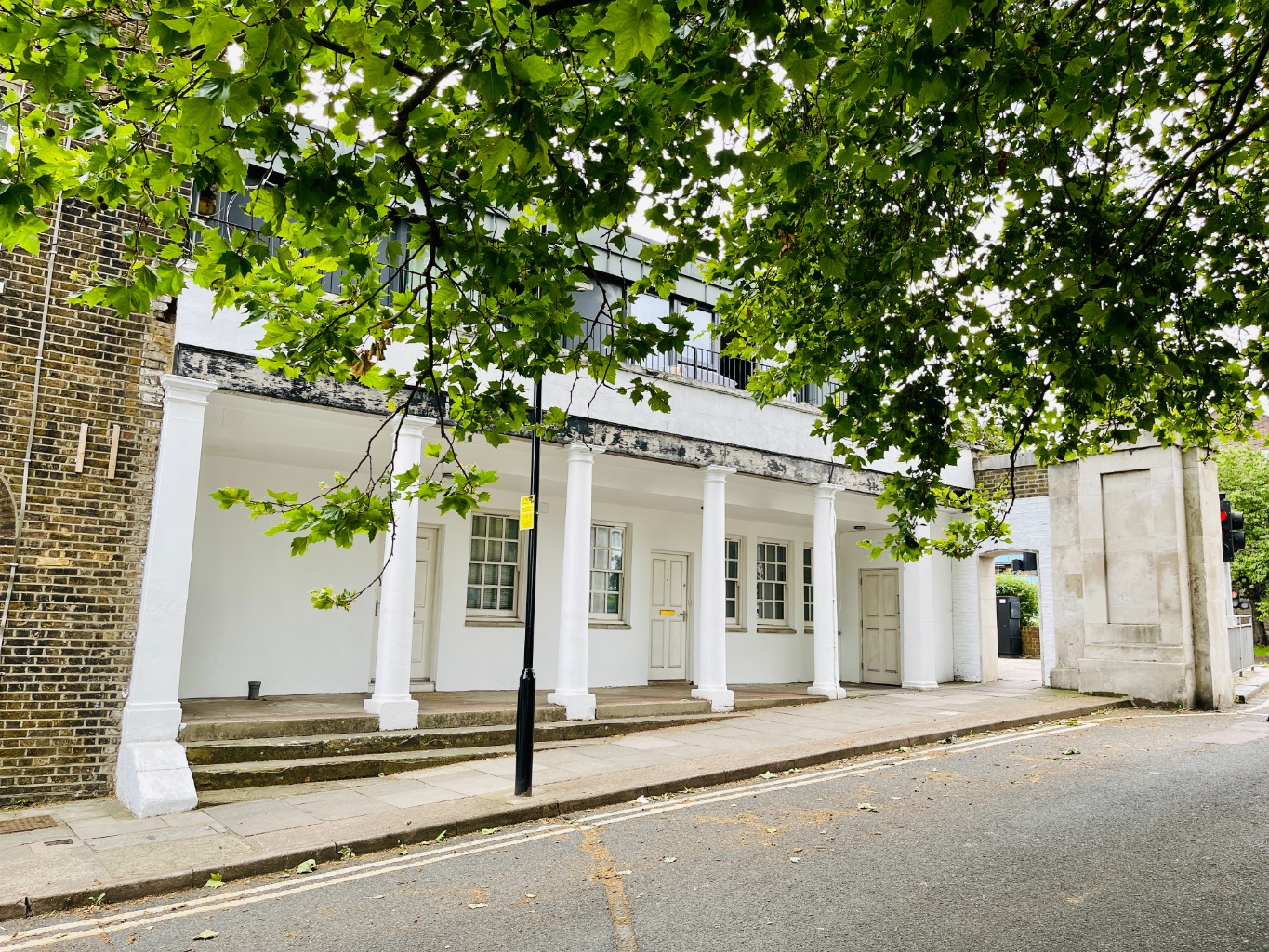 3 bed flat for sale in Archway Court, Leda Road, London - Property Image 1