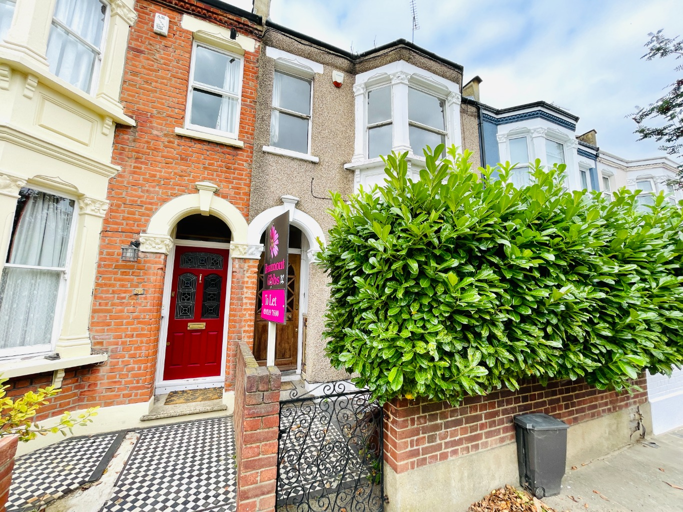 3 bed terraced house to rent in Macoma Road, London - Property Image 1
