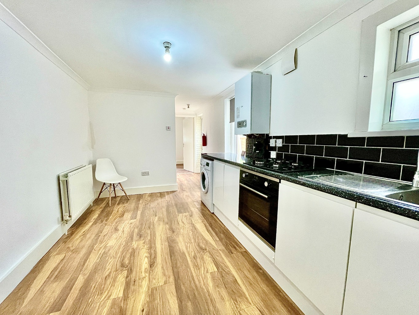 1 bed studio flat to rent in Burrage Place, London  - Property Image 1