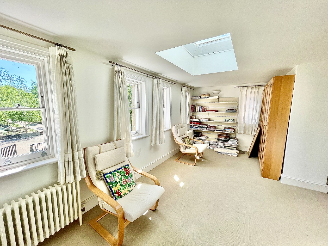 5 bed semi-detached house for sale in West Cadets Apartments, The Acadamy, Langhorne Street, London 8