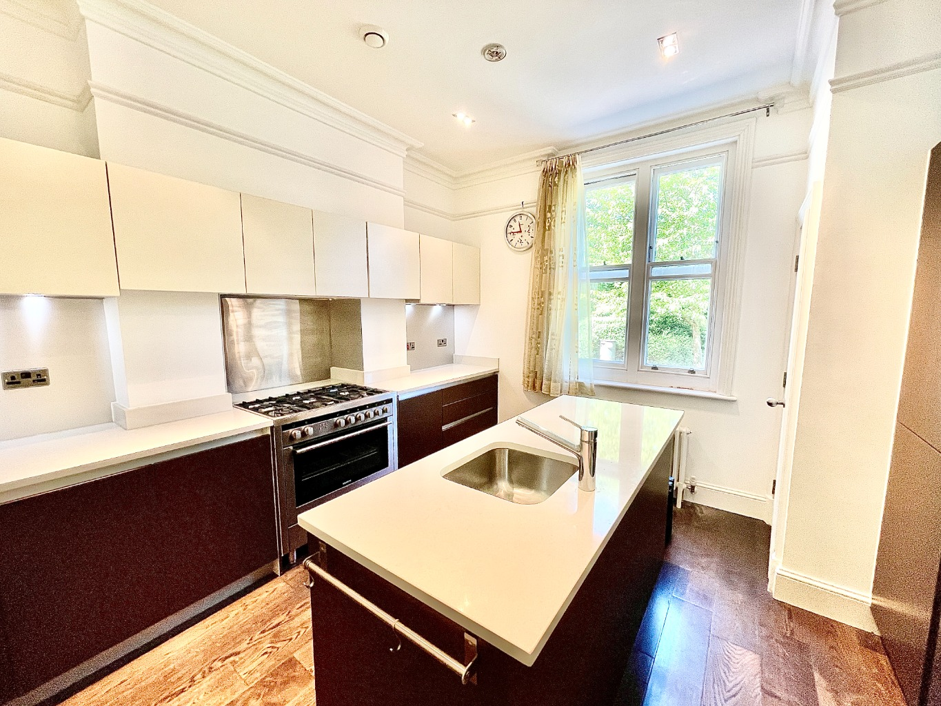 5 bed semi-detached house for sale in West Cadets Apartments, The Acadamy, Langhorne Street, London 4