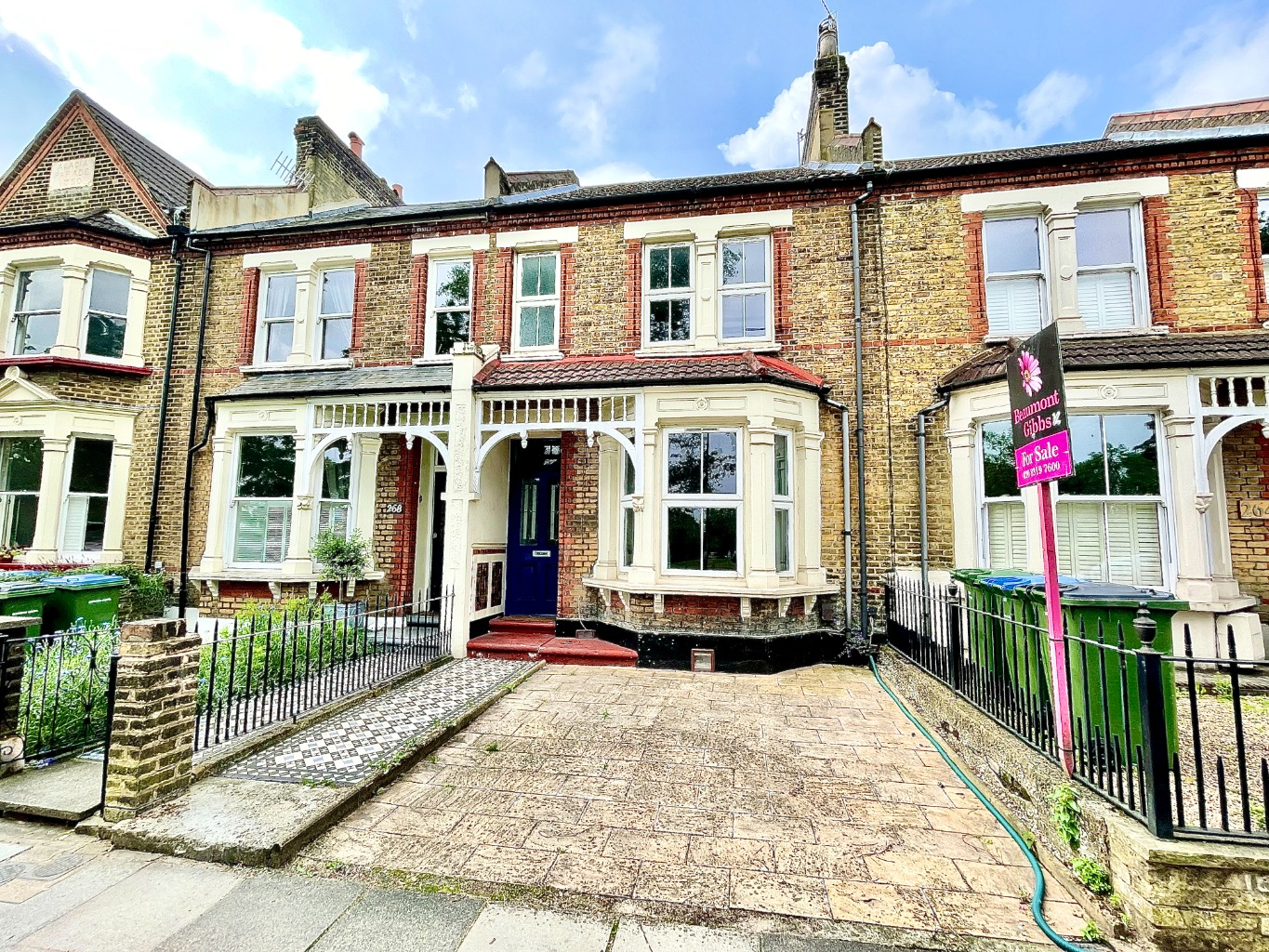 4 bed terraced house for sale in Plumstead Common Road, London, SE18