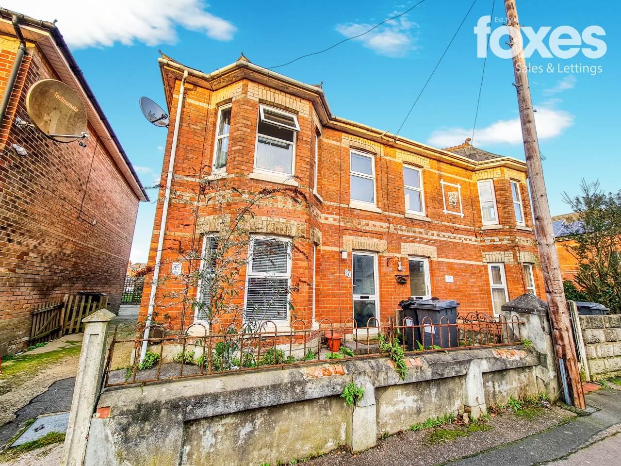 1 bed flat to rent in Cardigan Road, Winton 0