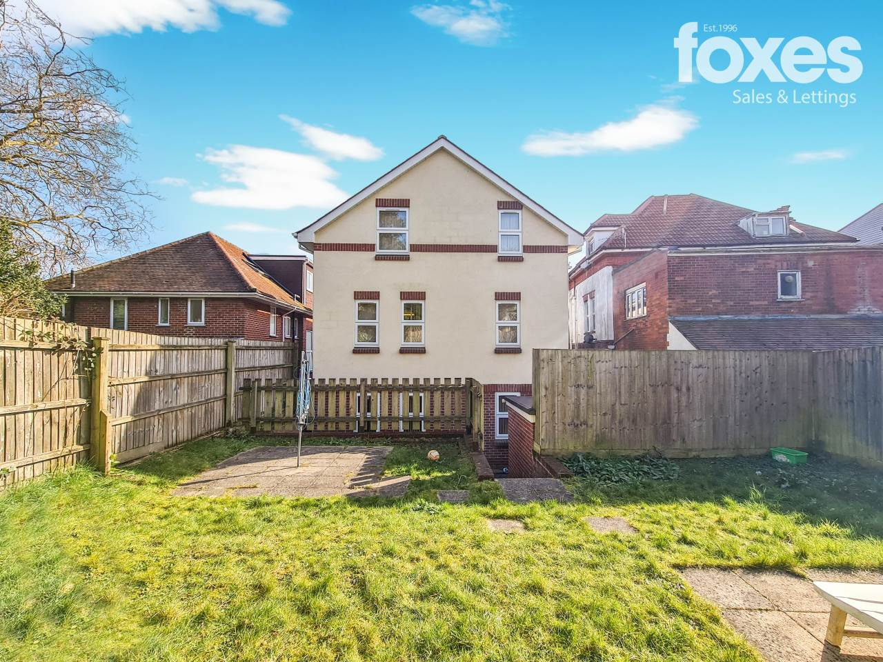 1 bed flat to rent in Frances Road, Bournemouth, BH1