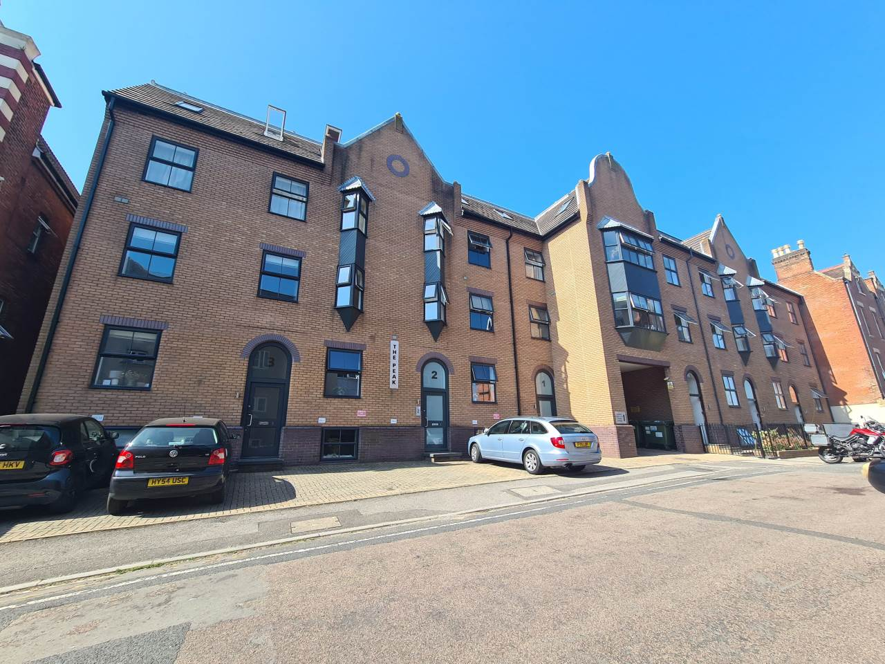 1 bed flat to rent in Norwich Avenue West, Bournemouth, BH2