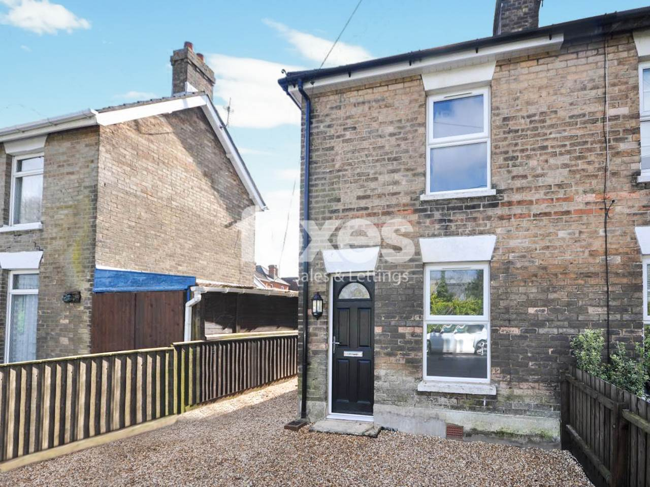 2 bed house to rent in North Road, Boscombe, BH7